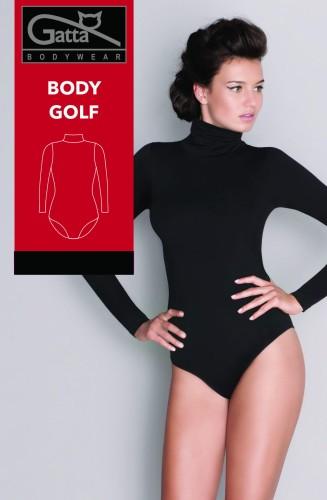 5fba63b58ecd77 Body damskie długi rękaw Golf kolor biały ,czarny www.karofhu.pl